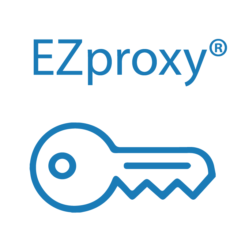EZproxy logo
