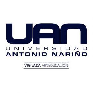 Universidad Antonio Nariño Logo