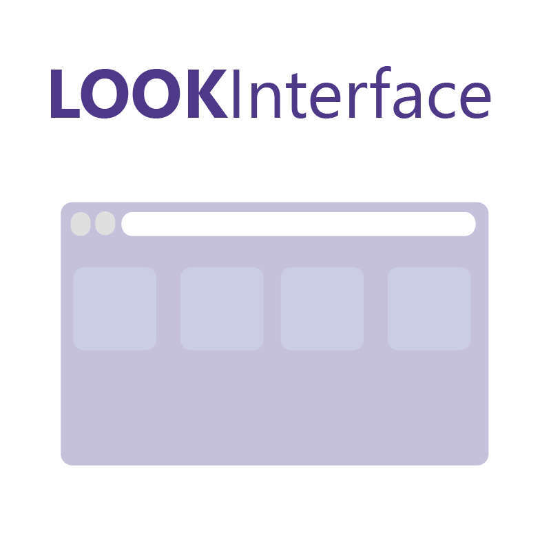 LookInterface Logo