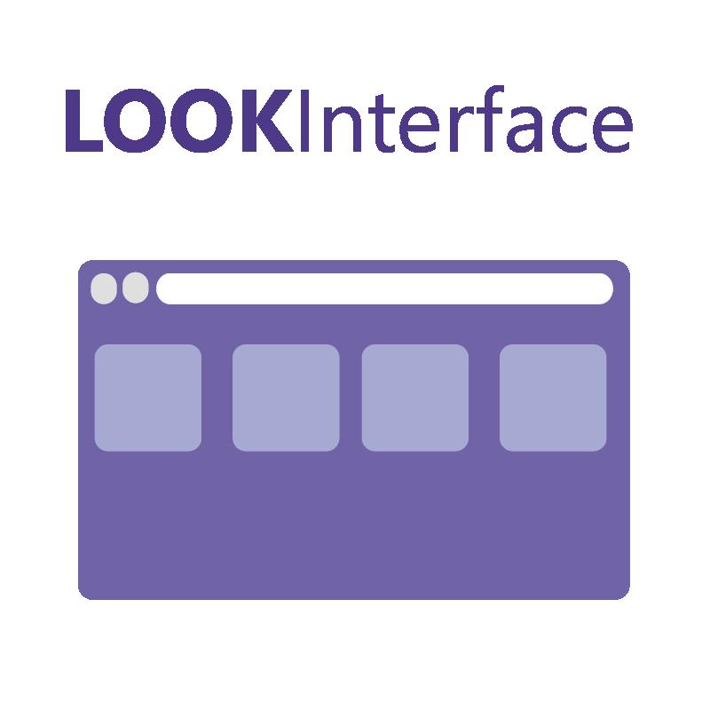 LookInterface Logo
