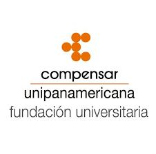 Compensar Fundación Universitaria Unipanamericana Logo